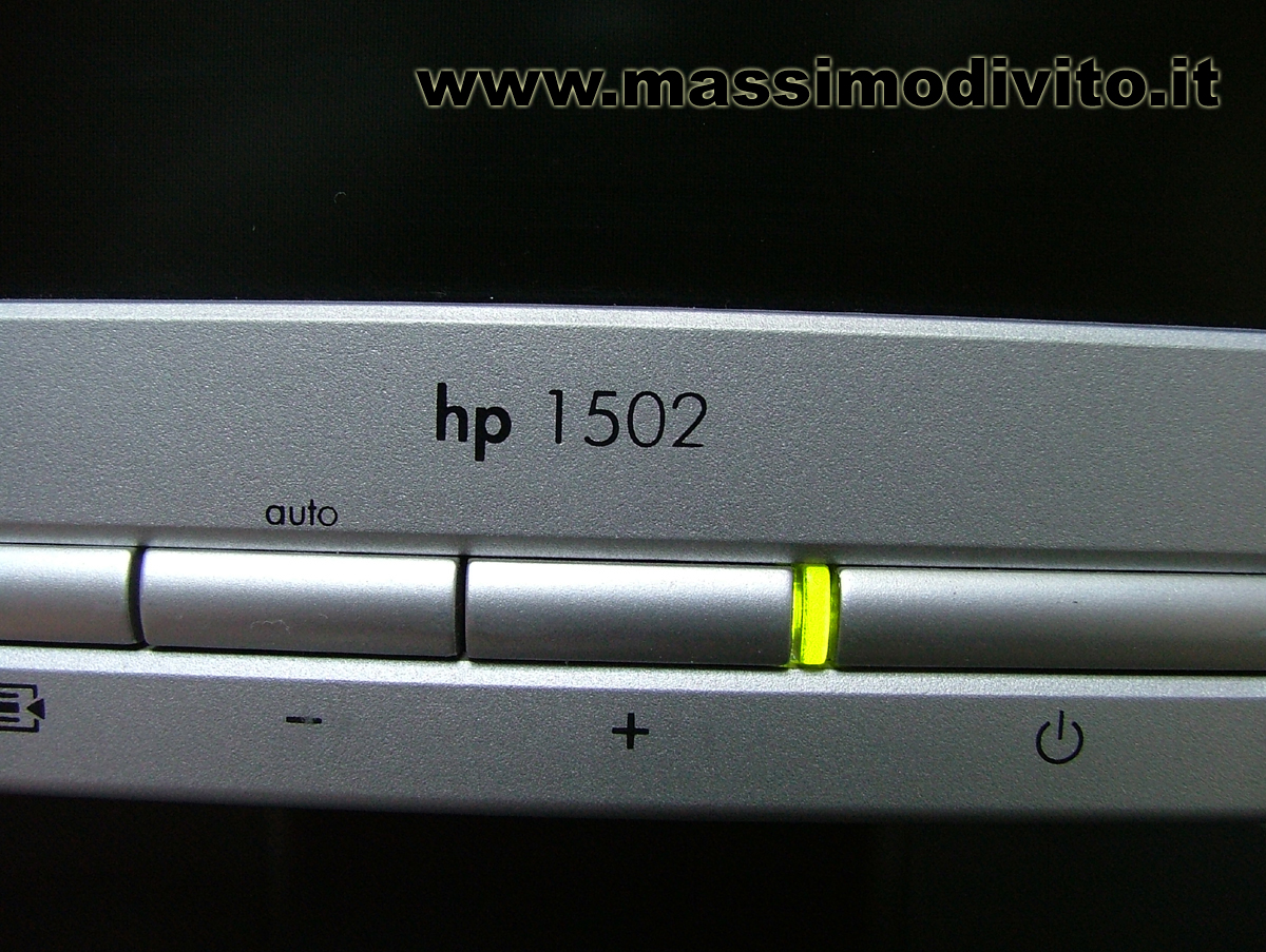 HP1502 Power Led